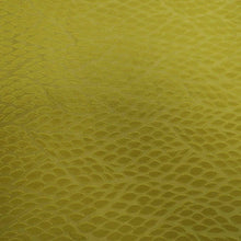 Load image into Gallery viewer, Abstract Textured Yellow Brocade Fabric