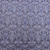 Abstract Textured Purple Brocade Fabric