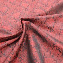 Load image into Gallery viewer, Abstract Textured Pink Brocade Fabric