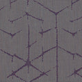Sunbrella European Collection  KAN J211  Kanoko Plum - Rex Fabrics