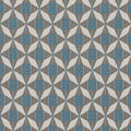 Sunbrella European Collection  MOS J198  Mosaïc Blue - Rex Fabrics