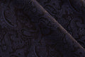 Ariston Eventi Collection Blue Paisley Suiting