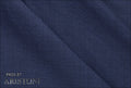 Ariston Vivaldi 160S Collection Blue Plain Suiting - Rex Fabrics
