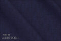 Ariston 130 Summer Collection Blue Plain Suiting - Rex Fabrics