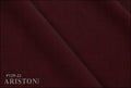 Ariston 130s 4 seasons Collection Red Plain Suiting - Rex Fabrics