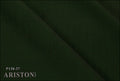 Ariston New Evergreen Collection Green Herringbone Suiting - Rex Fabrics