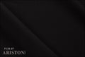 Ariston 130s 4 seasons Collection Black Plain Suiting - Rex Fabrics
