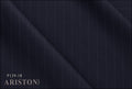 Ariston New Evergreen Collection Blue Pinstripe Suiting