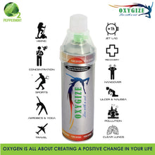 Load image into Gallery viewer, Oxygize Peppermint Oxygen Can