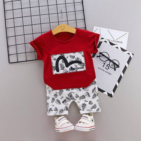 Kid's Cotton Clothing Set