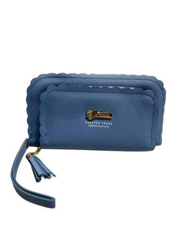 Trendy PU Wallet For Women - 9020