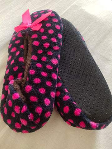 Anti-Slip Women's Footies