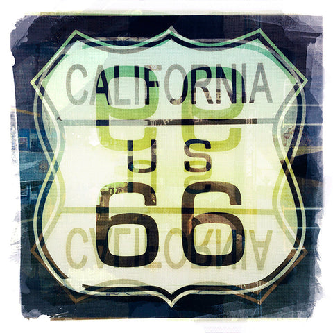 California Route 66 | Square