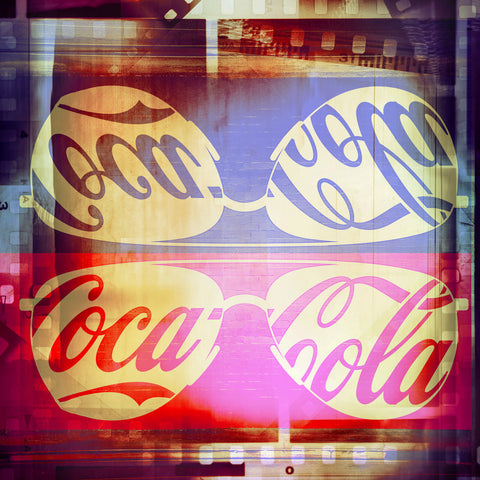 Coke A Cola | Square