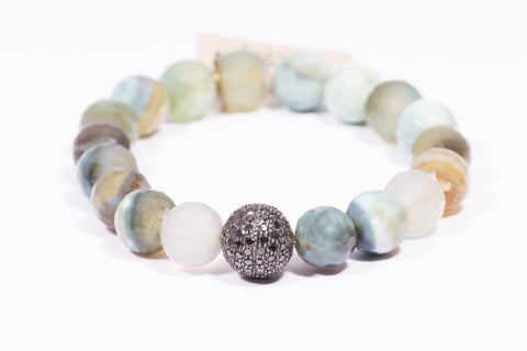 Gray Blue | Bead
