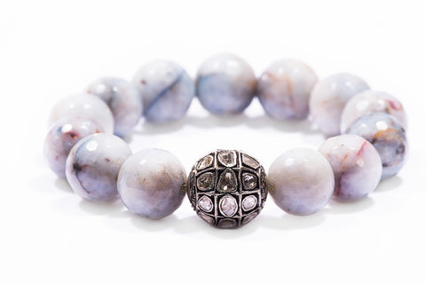 Cloudy Gray | Bead