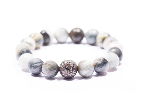 10 Shades of Gray | Bead