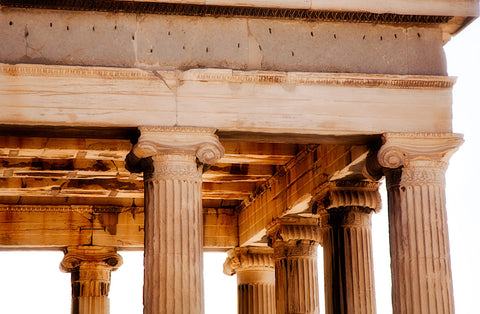 Greek Columns | Rectangle
