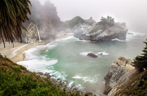 McWay Falls | Rectangle