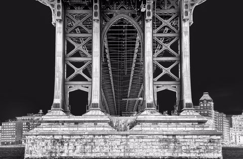 New York Bridge | Rectangle