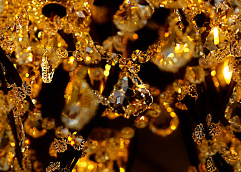 Gold Crystals