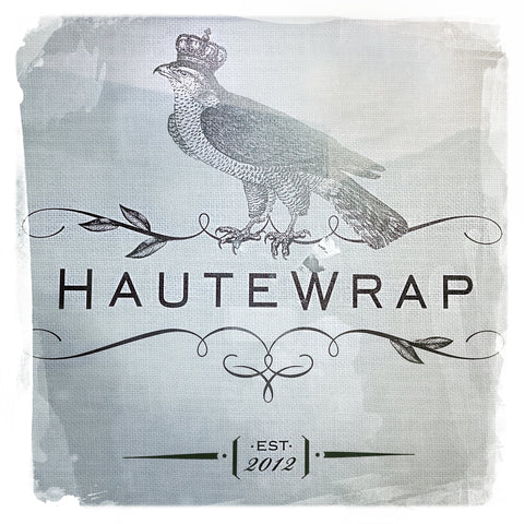 Haute Wrap Gray | Square