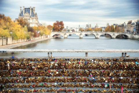 Paris Locks | Rectangle