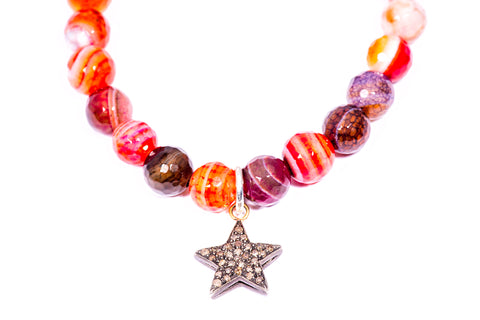 Rainbow | Star | Bead