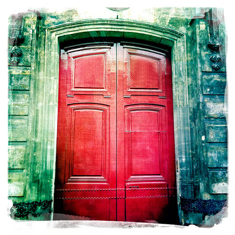 Red Door | Square
