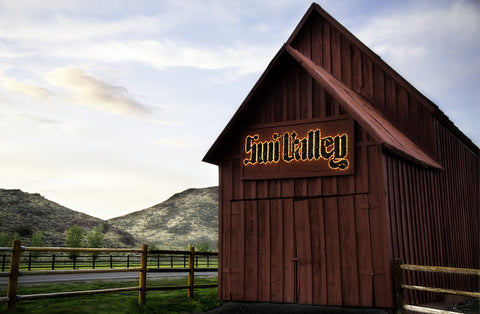 Sun Valley Red Barn