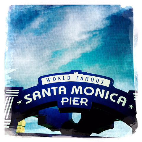 World Famous Santa Monica Pier | Square