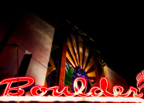 Boulder Theater | Rectangle