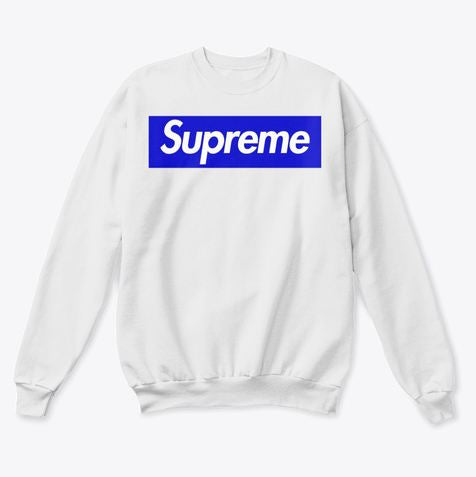 Supreme Sweatshirt For Men & Women