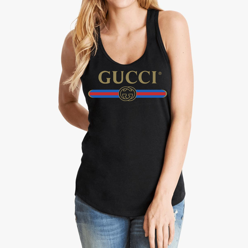 Gucci Logo Shirt For Men & Women