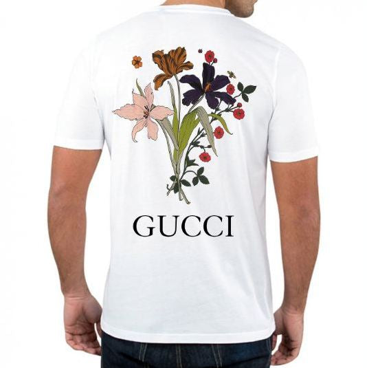 Gucci Chateau Marmont Flower Shirt For Men & Women