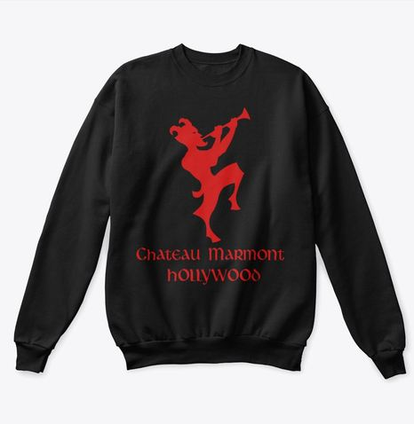 Chateau Marmont Sweatshirt For Men & Women