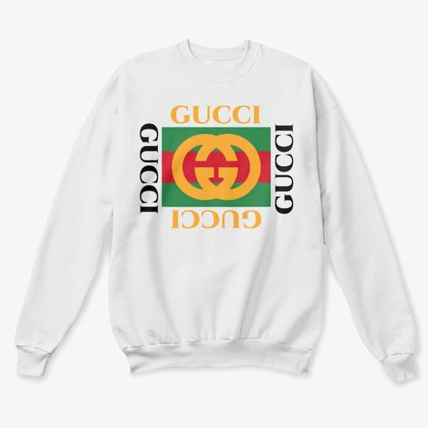 Gucci Logo Sweatshirt For Men & Women