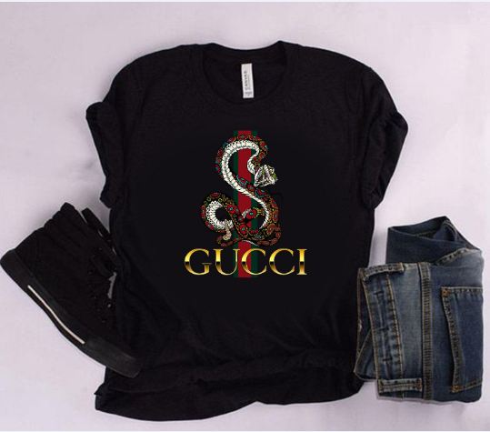 Gucci Snake Shirt For Men & Women