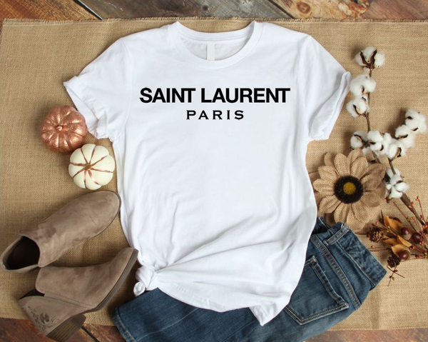 Yves Saint Laurent Shirt For Men & Women