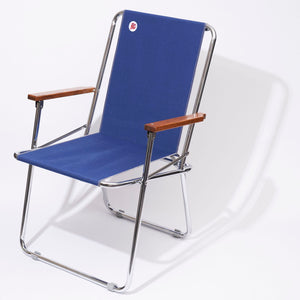 ZipDee CHAIR col.4653 [Mediterranean Blue Tweed]