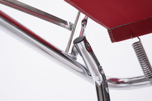 ZIP DEE CHAIR col. 4603 [Jockey Red]