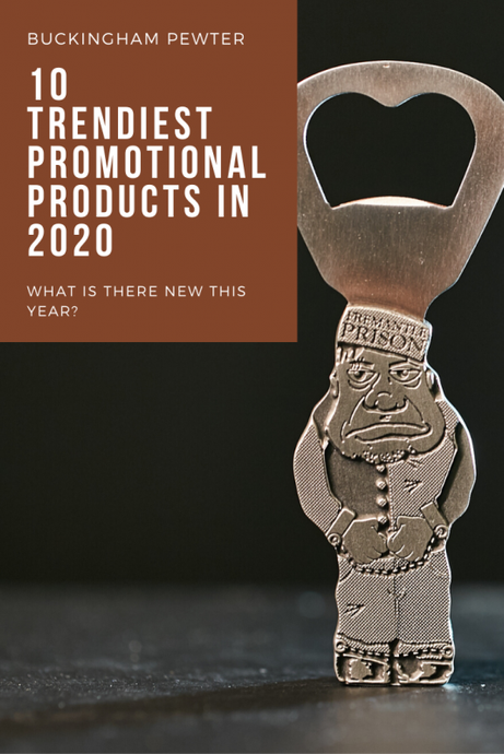 10 Trendiest Promotional Products of 2020