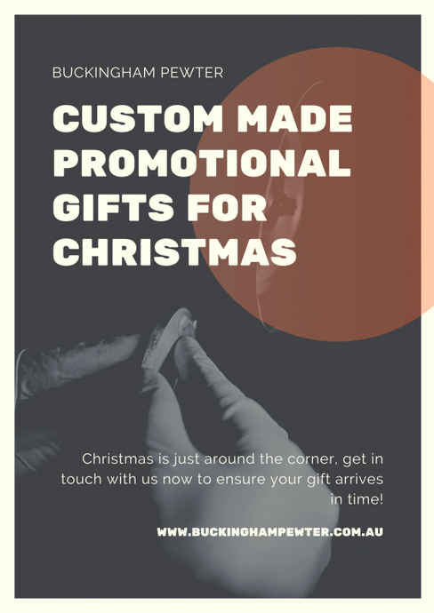 Custom Made Promotional Gifts for Christmas