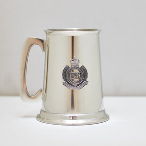 Selwin Pewter Tankard 560 ML with The Royal Australian Engineers Badge BPT020  - End of Stock - With Imperfections
