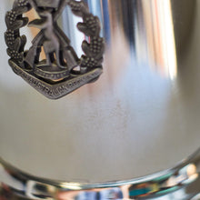 Load image into Gallery viewer, Selwin Pewter Tankard 560 ML with The Royal Australian Regiment Badge BPT022 - End of Stock - With Imperfections