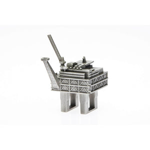 M011 Offshore Rig-Buckingham Pewter