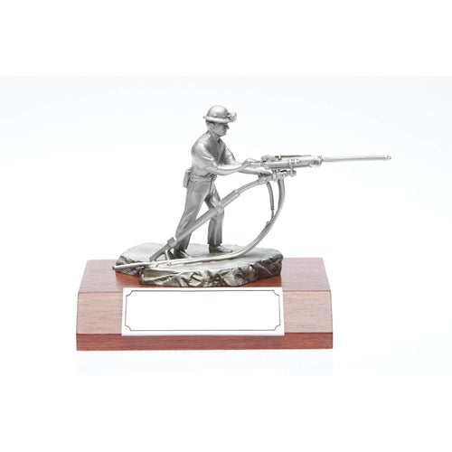 M001 Air Leg Miner-Buckingham Pewter
