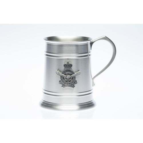 The Royal Australian Airforce (RAAF) 560 ml Tankard-Buckingham Pewter