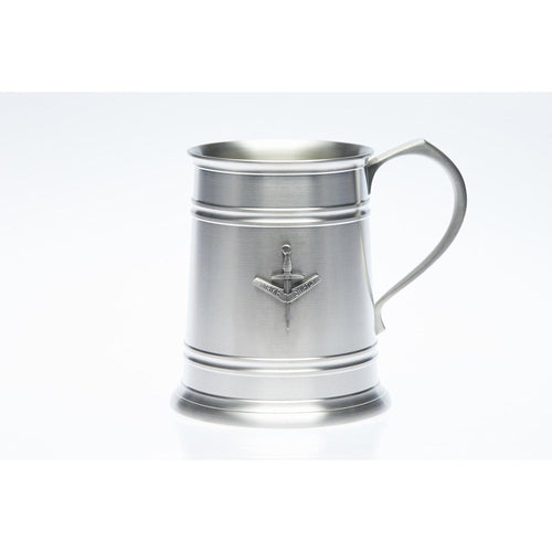 The 1st Commando Regiment (1 CDO REGT) 560 ml Tankard - Buckingham Pewter
