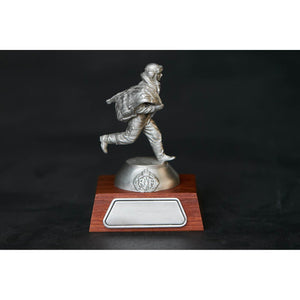A007 Royal Australian Air Force RAAF Battle Of Britain Pilot - Buckingham Pewter